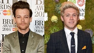 Louis Tomlinson & Niall Horan Forced To Change Numbers After Hate Messages