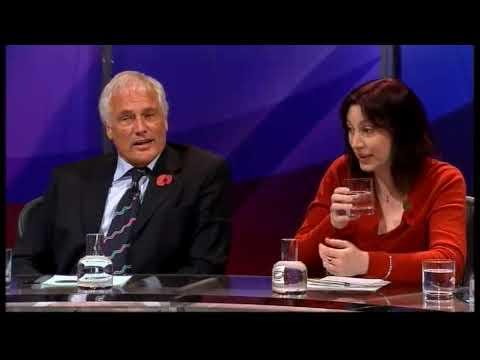 Robert Kilroy Silk is a muppet (Question Time, 05....