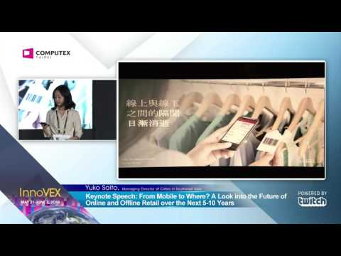 2016 InnoVEX Forum-Keynote Speech by Yuko Saito, Managing Director of Criteo in Southeast Asia