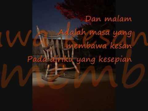 Malam - Lirik