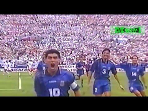 Goals Maradona Impossible to Forget