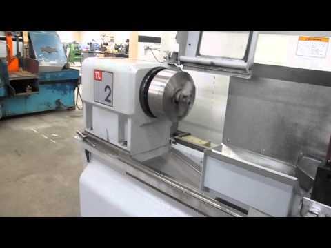 Haas TL-2 CNC Toolroom Lathe