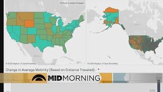Minnesota Ranks High Among Nation's States For Social Distancing