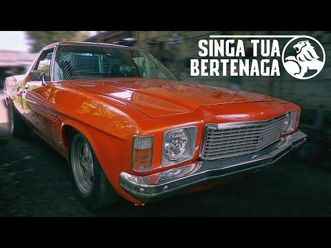 Holden Belmont 1974 Singa Tua Bertenaga