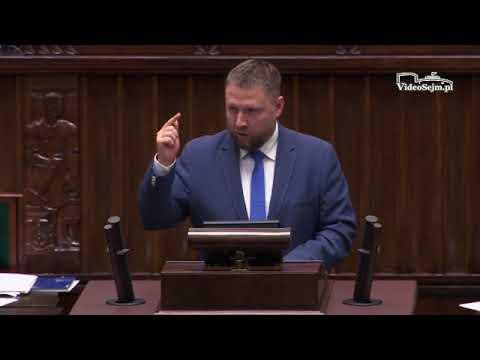 Marcin Kierwiński  – wystąpienie z 6 grudnia 2017 r.