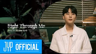DAY6 (Even of Day) <Right Through Me> Intro Film - Young K