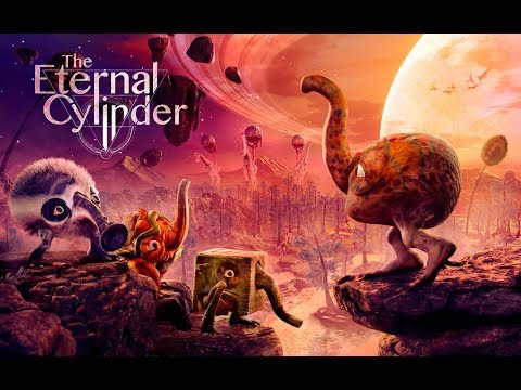The Eternal Cylinder - Announcement Trailer
