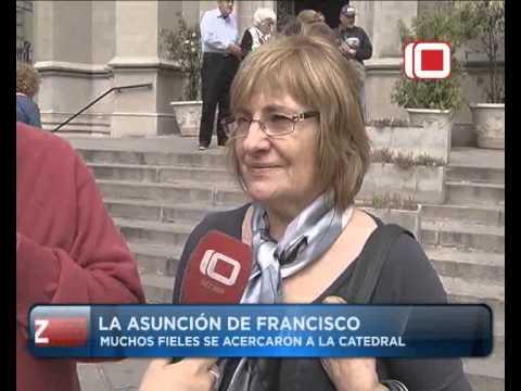 Las Noticias por el Diez | La Asunción de Francisco