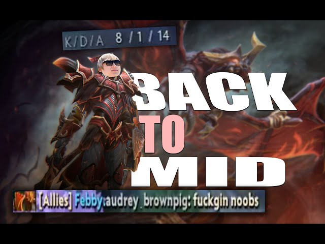 Febby Is Back to MIDLANE