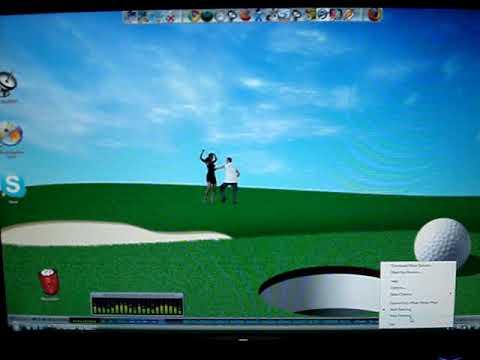 Windows7  Desktop Dancer