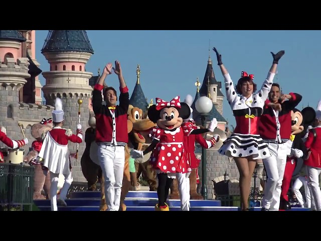 The Grand Celebration! 25 years of Disneyland Paris!