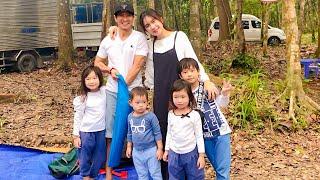 Travel Thác Mai, Đồng Nai, Việt Nam | Ly Hai Minh Ha Family
