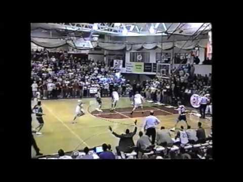 NCAA Tournament 2001: Marian at Carthage