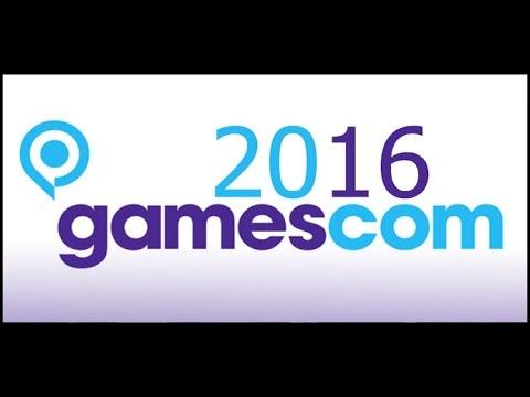 GAMESCOM 2016 recap - Hardware, Games, People and Loot