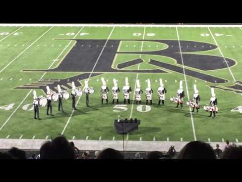 Pride of Broken Arrow Drumline Cadence 2016