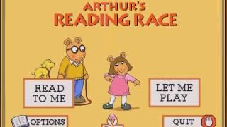 Let's Play Arthur's Reading Race - 2 (2011 RECORDING)