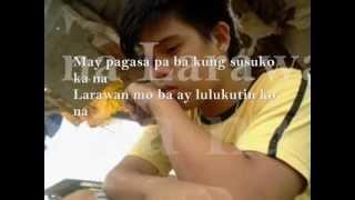 Repeat youtube video Jireh Lim - Pagsuko *lyrics 23