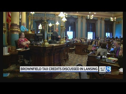 House Committee debates brownfield tax credits