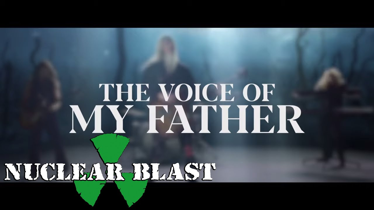 MARKO HIETALA — The Voice Of My Father (OFFICIAL LYRIC VIDEO)