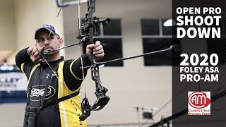 2020 ASA Hoyt Pro/Am   Open Pro Shoot Down - Foley, AL
