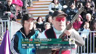 Finals Skeet Men - ISSF World Cup in all events 2012, London (GBR)
