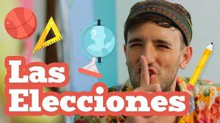 LAS ELECCIONES | SALA DE MAESTROS | Hecatombe!