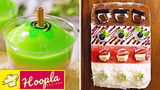 Fun Food | Cake Decoration Ideas | DIY Quick and Easy Recipes | Hoopla recipes