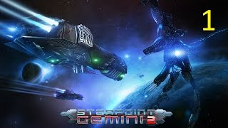 Starpoint Gemini 2 - v1.0001 - Campaign Gameplay (Full 1080p) - Part 1
