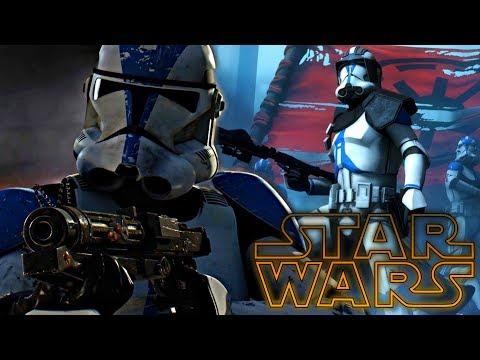 Commander Appo: A Star Wars Story