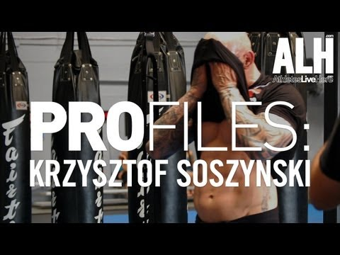UFC Fighter Krzysztof Soszynski   The Polish Experiment