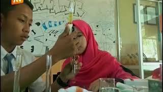 www.pojokpitu.com : Pelajar SMKN Tuban Ciptakan Alat Pendeteksi Narkotika Mirip Pena
