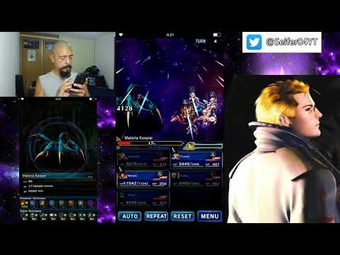 Final Fantasy Brave Exvius - Mt. Nibel exploration - Hard - Al missions clear - FFBE - GL