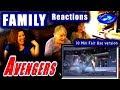 Avengers | FAMILY Reactions | 10 Mins Fair Use Version