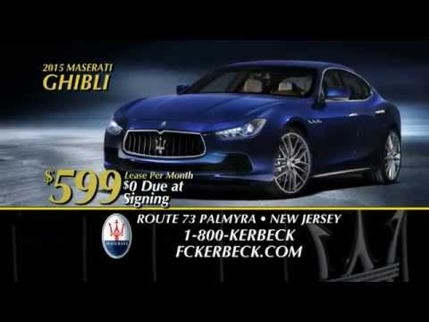 maserati ghibli 599 per month lease 0 due at signing youtube. Black Bedroom Furniture Sets. Home Design Ideas
