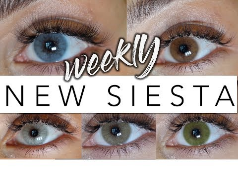 NEW SIESTA Weekly Edition Review & Comparison + Discount Code //Rose Léonie