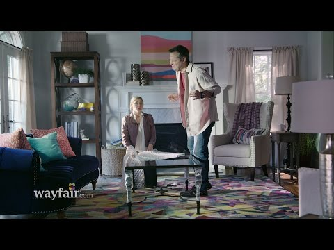 Save a Ton: Drop the Mic - Wayfair 2016 Commercial