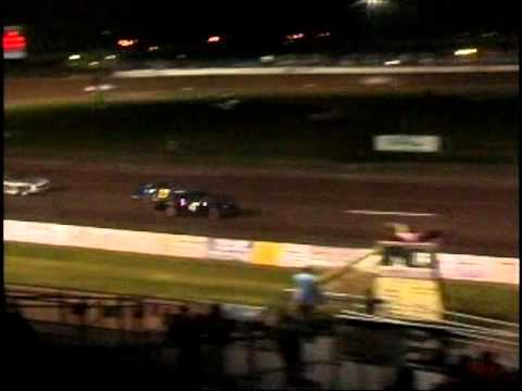 Oshkosh Speedzone Raceway - 6-1-2012 - Street Stock feature.