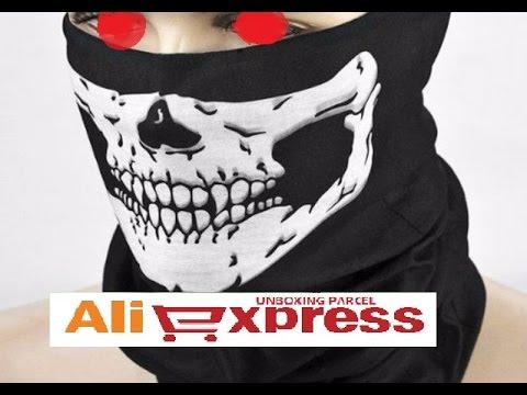 Windproof Face Skull Masks