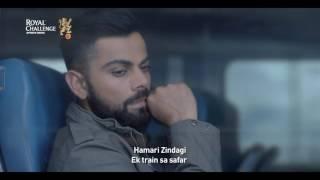 Royal Challenge Sports Drink - Make A Bold Move Ft.Virat Kohli TV Ads