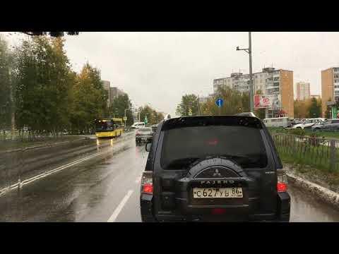 Нижневартовск разное видео