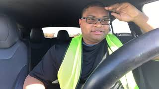 Driving for Amazon Flex in my Tesla