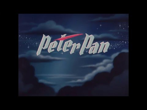 Peter Pan, The Second Star to the Right (Lyrics)
