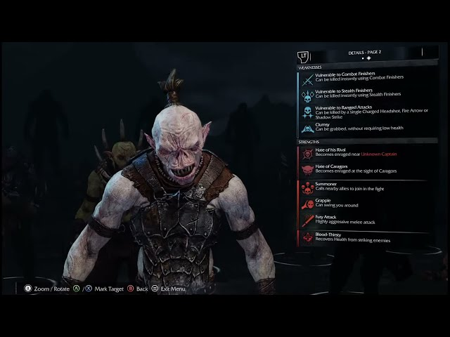 Middle Earth: Shadow of Mordor XBOX Series X Livestream #4