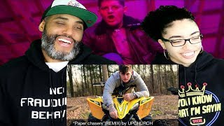 OUR 1ST TIME HEARING UPCHURCH | Upchurch Beef & Kevin Gates Paper Chaser REMIX REACTION | DAD REACTS