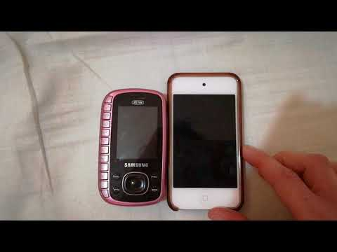 Unboxing my old phone - Samsung B3310