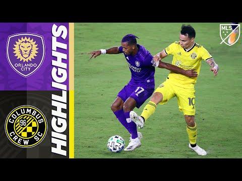 Orlando City Columbus Goals And Highlights