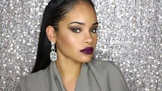 One of BeautyByGabbie's most viewed videos: RIHANNA 2016 VMA MAKEUP TUTORIAL