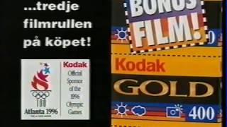 Kodak GOLD (Reklam 1995)