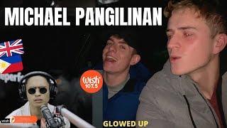 Download lagu Somebody changed... | MICHAEL PANGILINAN - RAINBOW (Wish Bus 107.5) | GILLTYYY REACT