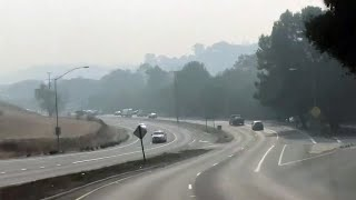 Air Quality Plummets Across the Bay Area